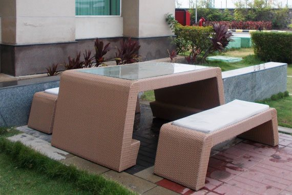 Elegant Outdoor Furniture To Transform Your Outdoors | Ellements